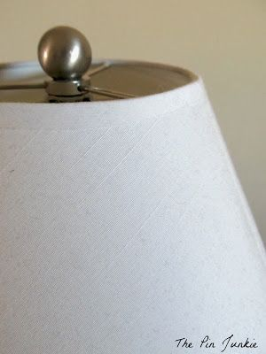 The Pin Junkie: How To Clean A Lamp Shade