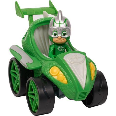Photo of PJ Masks Power Racers – Gekko by Just Play, Green
