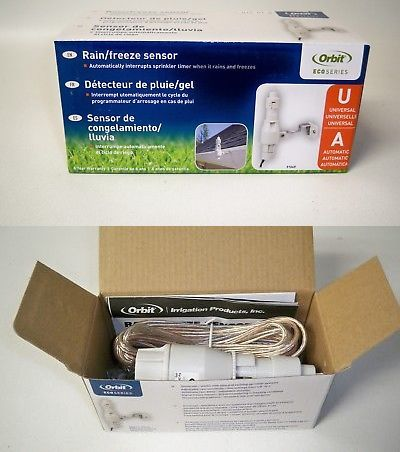 Lawn Sprinklers 20542 New Orbit 57069n Rain Freeze Sensor Buy It Now Only 14 95 On Ebay Sprinkler Lawn Sprinklers Rain