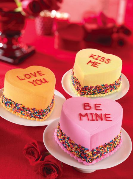 To celebrate a valentine's day, it is nice to bake some Valentine Cake for the whole family. Still got no idea what kind of cake you want to bake? Here we present some best ideas of valentine cake. Valentine Desserts, Valentines Day Desserts, Valentine Cookies, Valentines Cakes And Cupcakes, Valentine Nails, Themed Cupcakes, Heart Shaped Cakes, Heart Cakes, Mini Cakes