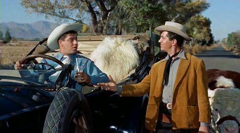 dean martin photos on imdb | Pardners (1956) Norman Taurog, Dean Martin, Jerry…