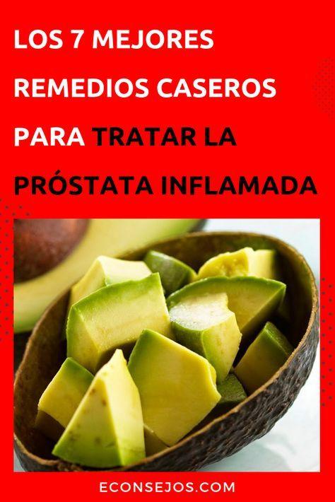 jugos para tratar la prostata