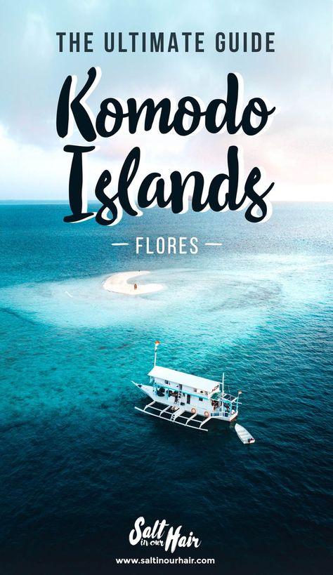 Exploring Komodo Islands by Boat Tour – The Ultimate Guide   #flores #komodo #padar #labuanbajo #indonesia #asia   Komodo National Park | Indonesia | Labuan Bajo | Padar | Komodo Dragon | Flores | Pink Beach | Manta Rays | Boat Tour