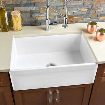 American Standard Chive Workstation Sink With Accessories