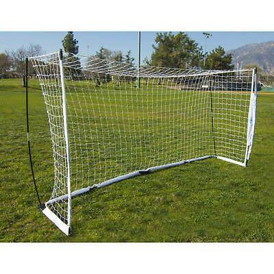 Advertisement Ebay Pop Up Soccer Goal 12x6 Portable Football Practice Net Training Equipment New Portable Soccer Goals Soccer Goal Athletic Works