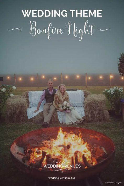Planning A Spectacular Bonfire Night Wedding Theme | CHWV