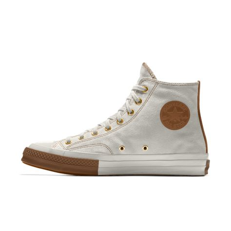 a6881e382dee Converse Custom Chuck 70 Suede High Top Shoe