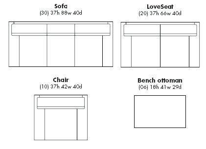 Standard Sofa Dimensions In Meters Wallpaperall Sofa Dimension Loveseat Sofa Contemporary Fabric Sofa