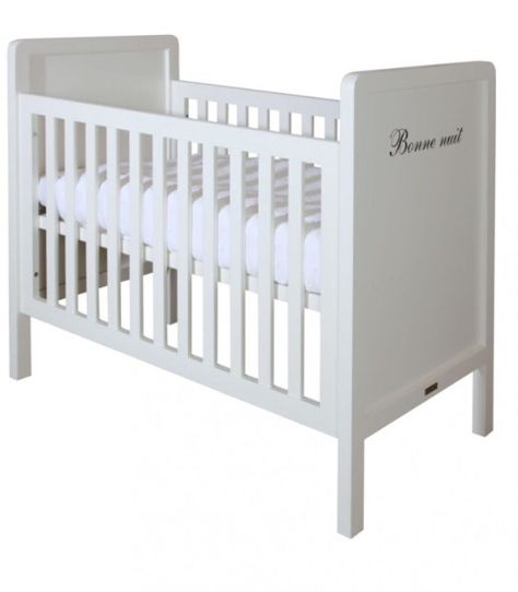 Ledikant En Juniorbed In Een.Ledikant Kinderkamer Cot Bedding Cot En Junior Bed