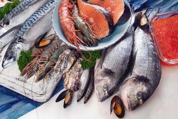 Fresh Fish And Seafood Aff Fresh Fish Seafood Ad In 2020 Fish And Seafood Fresh Fish Fish