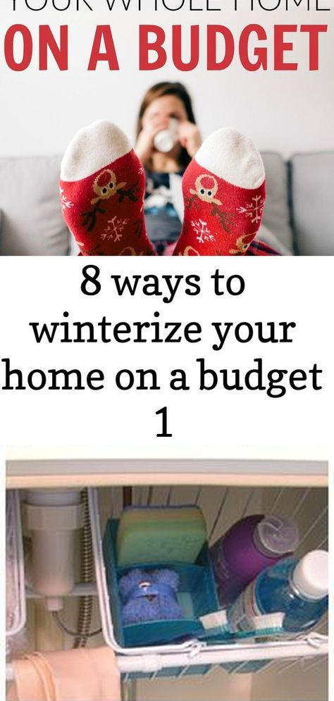 8 ways to winterize your home on a budget 1
