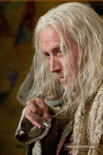 Harry Potter And The Deathly Hallows Part I Publicity Still Of Rhys Ifans Zeichnungen Gleise