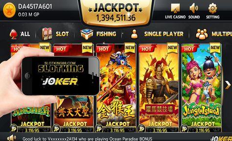 Situs Judi Slot Online Deposit Pulsa 10rb 10000
