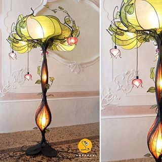 Floor Lamp Tree Of Light Sculpture Lamp Lampadani Lampade Da Tavolo Alberi Illuminati Lampade