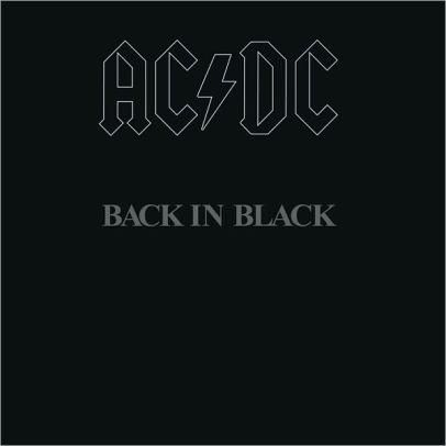 Back In Black Ac Dc In 2020 Back To Black Acdc Acdc Albums