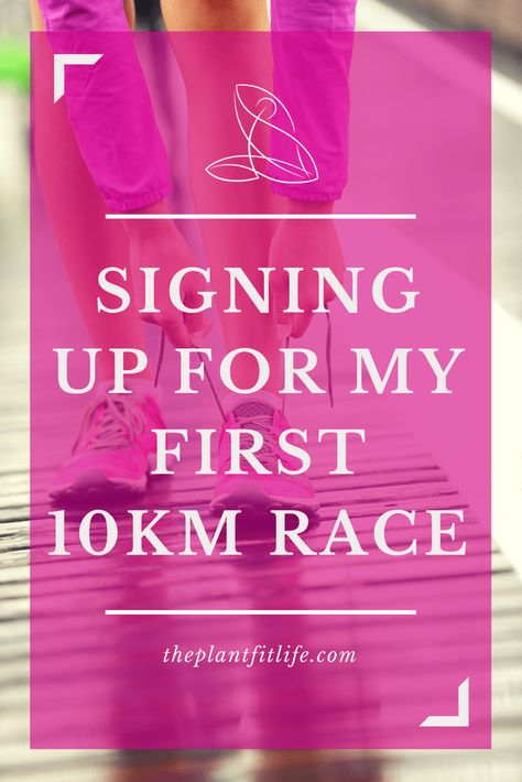 runner Signing up for a 10K race |...
