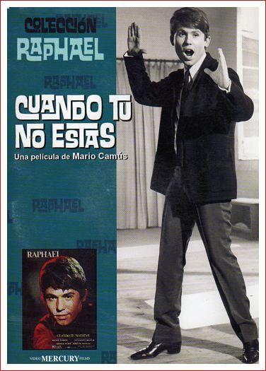 1966 Fotografía Juan Julio Baena Música Manuel Alejandro Un Día Canta En Un Programa R Peliculas En Español Raphael Cantante Mejores Carteles De Películas