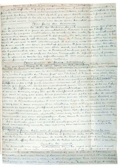 Breton André Christies Poème Surréaliste Page De
