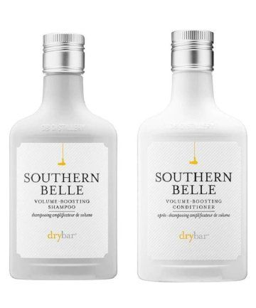 For Fine Limp Hair Drybar Southern Belle Volume Boosting Shampoo And Drybar Southern Belle Volume Boo Good Shampoo And Conditioner Shampoo Drugstore Shampoo