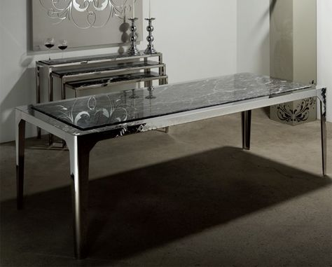 Onirico Dining Table   DesignPass.co