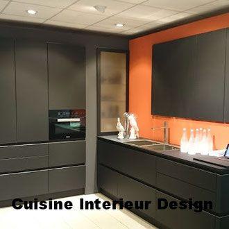 Cuisine Design Haut De Gamme Meubles Allemand Et Francais Sur Mesure Cuisine Interieur Design Toulouse Cuisines Design Cuisine Design Moderne Meuble Cuisine