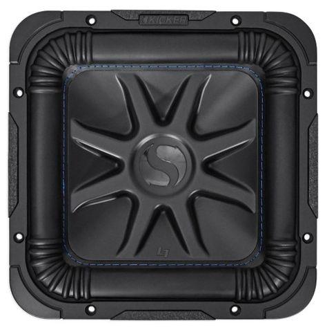 Rockville Dual 15 Vented Subwoofer Enclosure Kicker Solo Baric L7S L7R Sub Box