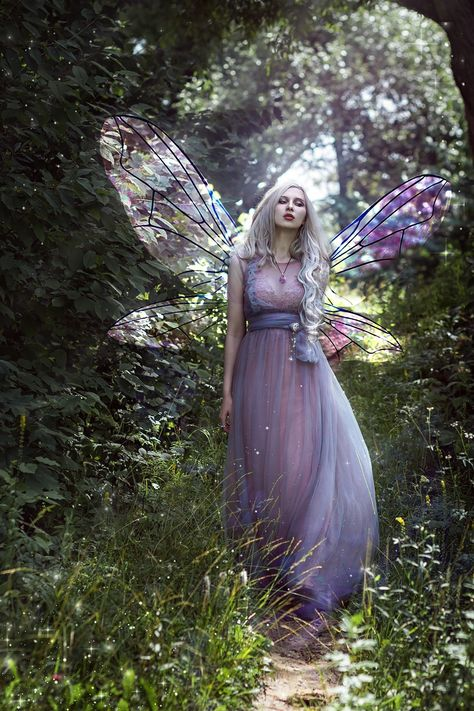 Fairy by Elena Vesania cosplay photographer ❧ - Meena's Tirith