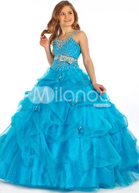 Robe Princesse Petite Fille Pour Mariage Robes Populaires