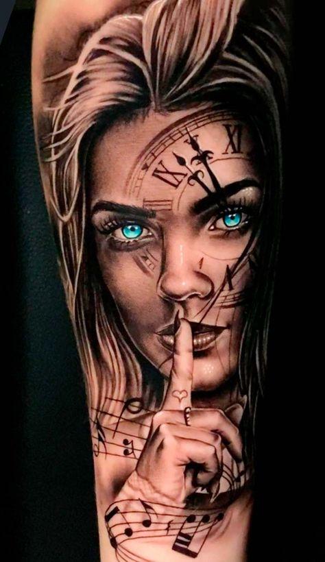 40 Tatuagens no Antebraço Masculino para se inspirar #2 - Top Tatuagens