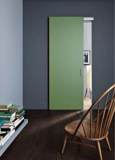 Osez la couleur pour peindre vos portes c\'est top déco ! | Clamart ...