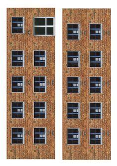 Free Printable Ho Scale Buildings Plans Maison En Carton