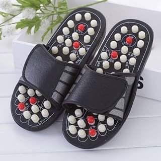 AccuPressure Massage Slippers