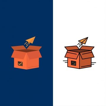 Box Box Icons Business Package Png And Vector With Transparent Background For Free Download Box Icon Free Vector Graphics Picture Boxes