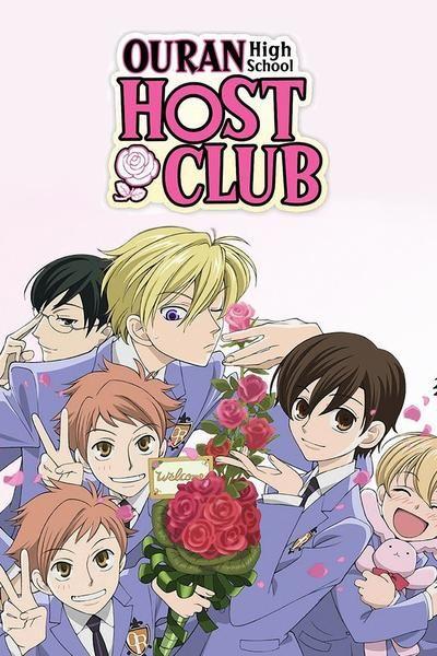 Ouran High School Host Club (Anime) | Host club anime, Host club, Ouran  high school host club