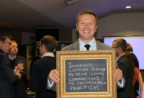 """Schofield Lothian promise to """"Drive Local Communities to Sustainable Practices"""""""