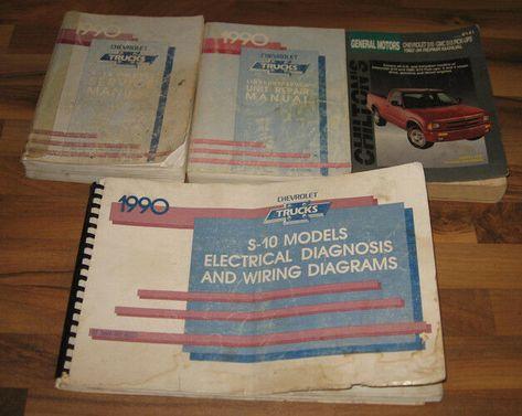 Advertit eBay) 1990 Chevrolet S10 S/T Truck Service ... on 1990 nissan pathfinder wiring diagram, 1990 mitsubishi montero wiring diagram, 1990 nissan 240sx wiring diagram, 1990 chevy fuel pump, 1990 chevy camaro wiring diagram, s10 fuel pump wiring diagram, 1990 hyundai sonata wiring diagram, 1990 chevy g30 wiring diagram, 1990 chevy c3500 wiring diagram, 1990 chevy lumina wiring diagram, 1990 nissan altima wiring diagram, 1990 isuzu trooper wiring diagram, 1990 chevy astro wiring diagram, 1990 mercury mountaineer wiring diagram, 1990 ford f-250 wiring diagram, 1990 ford taurus wiring diagram, 1990 mercury sable wiring diagram, 1990 buick regal wiring diagram, 1990 nissan maxima wiring diagram,