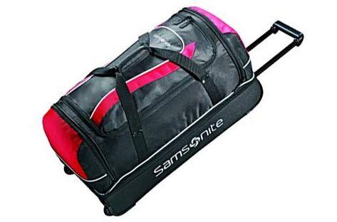 74ad0b6c2839 Samsonite Luggage 28 Inch Andante Drop Bottom Wheeled Duffel