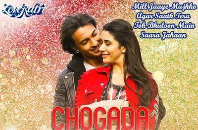 Chogada Lyrics Loveratri 2018 Aayush Sharma Warina Hussain Latest Bollywood Songs Garba Songs Bollywood Songs