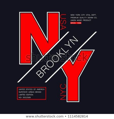 Image by Shutterstock New York City Brooklyn Design Graphic Tee Men/'s