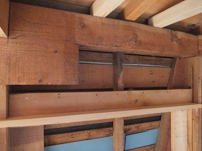 断熱材をはめ込む枠を作成する前に 歪みがあるかどうか測定してお