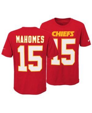 FerociTees Mahomes Football Chiefs Crewneck Sweatshirt