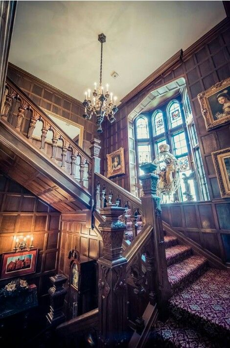 Thornewood Castle Castles Interior Victorian Castle Tudor Decor