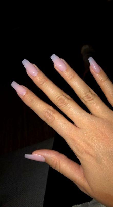 Nails Acrylic Long Tumblr 68 Ideas Pink Acrylic Nails Best Acrylic Nails Fake Nails
