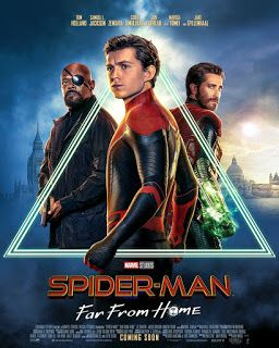 Spider Man Far From Home 720p Hdrip Mymp4mania Download Latest
