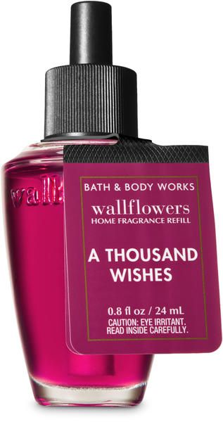 Wallflowers Refills Fragrance Diffuser Oil Bath Body Works Bath And Body Works Bath And Body Fragrance