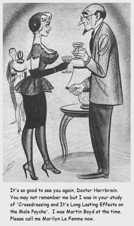 Bill ward shemale cartoons