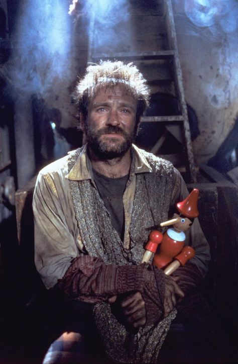 """Robin Williams as Parry in """"The Fisher King"""", one of my favorites. We had just watched it again last night!  R.I.P. Robin"""