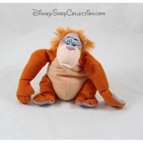 Peluche Singe Roi Louie Disney Jemini Le Livre De La Jungle