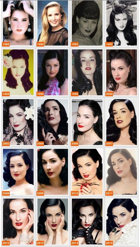 Dita Von Teese… if it ain't broke – Hair Design
