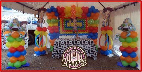 Globos Toy Story Globos Fiestas Infantiles Y Decoración